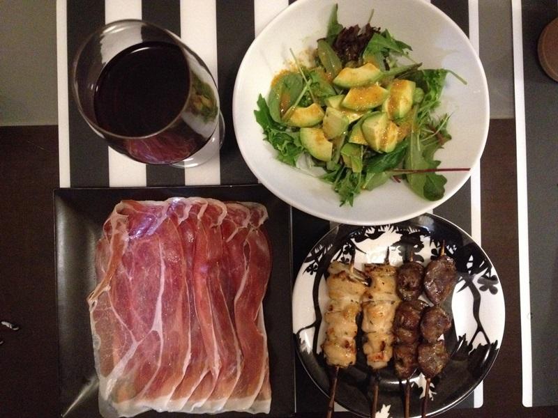 20150424夕食