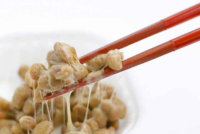 糖質制限納豆