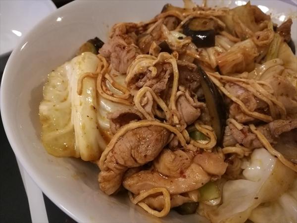 豆腐麺レシピ