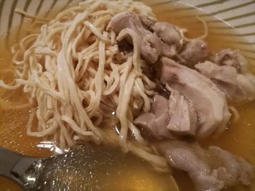 豆腐麺ラーメン